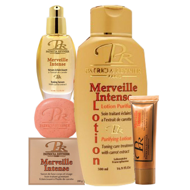 Patricia Reyner Merveille Intense 4-pc Set