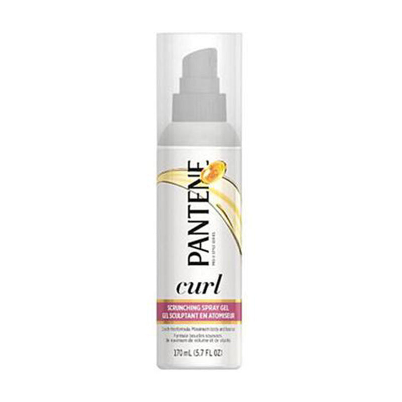 Pantene Pro-V Curly Hair Curl Enhancing Spray Gel, 5.7 oz?
