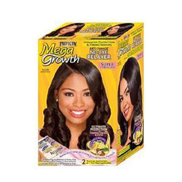 Profectiv Mega Growth No-Lye Relaxer super strength