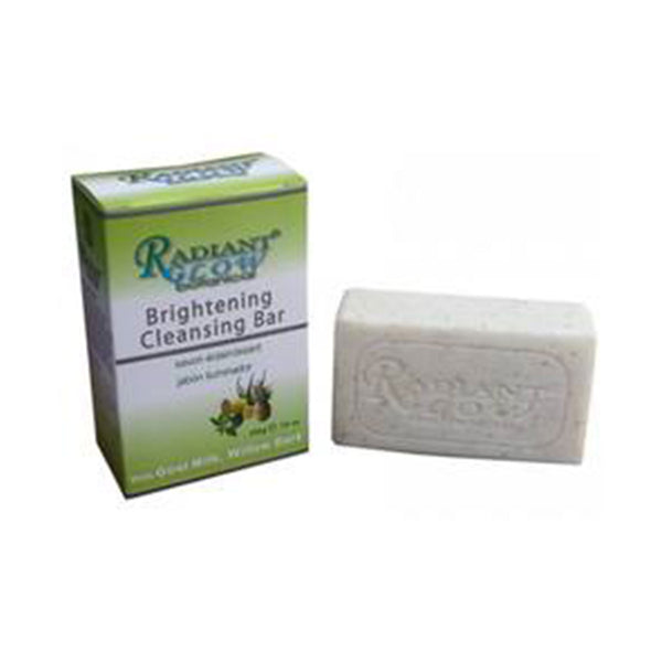 Radiant Glow Botanical Brightening And Cleansing Bar Soap 200g
