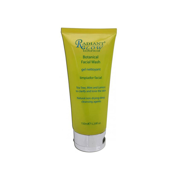 Radiant Glow Botanical Facial Wash
