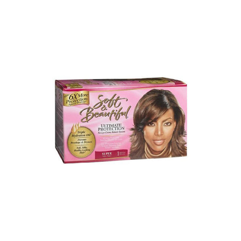 Relaxer Kit Super 6.5 fl oz