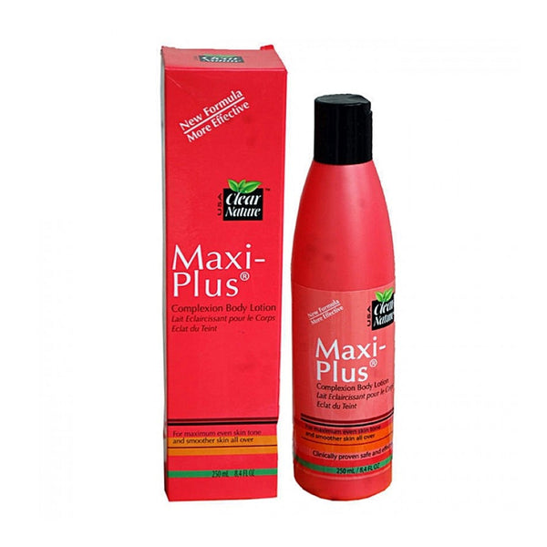 Clear Nature Maxi Plus Body Lotion 500ml