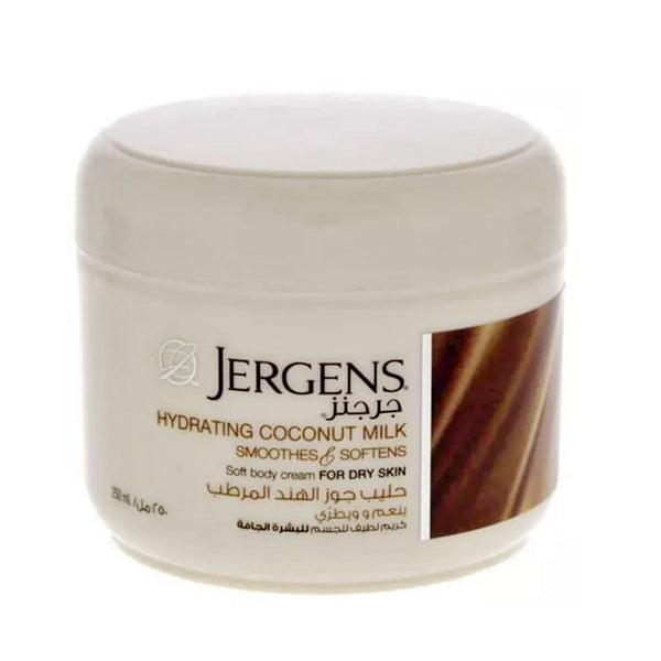 Jergens Hydrating Coconut Body Cream