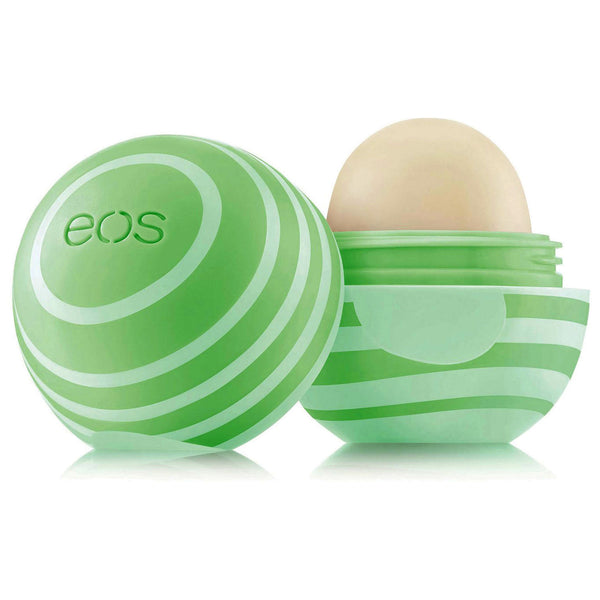EOS, Visibly Soft Lip Balm Sphere, Cucumber Melon.25 oz