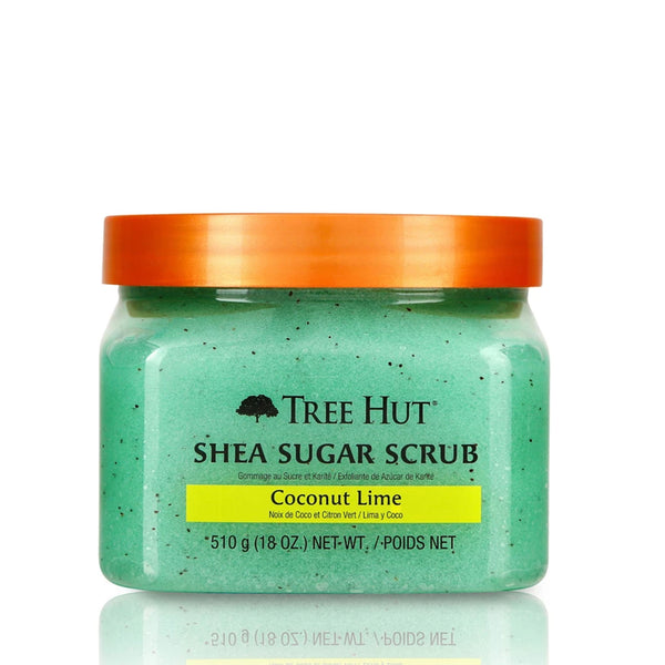 Tree Hut Exfoliating Body Scrub - Coconut Lime