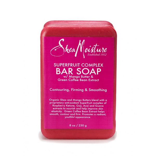 Shea Moisture Superfruit Complex Bar Soap 340g