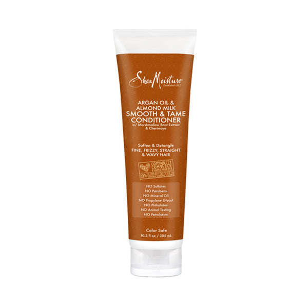 Shea Moisture Argan Oil & Almond Milk Smooth & Tame Conditioner