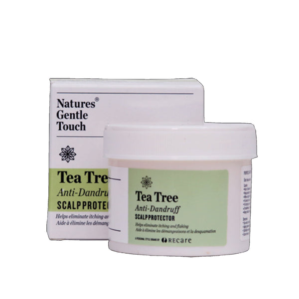 Natures Gentle Touch Tea Tree Anti-Dandruff Scalp Protector