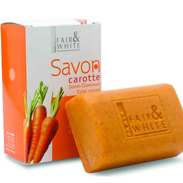 Fair and White Avon Carrot Exfoliating Soap 7oz/200g