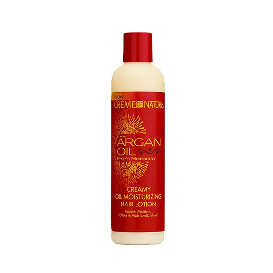 Crème of nature Argan Oil Creamy Hair Lotion