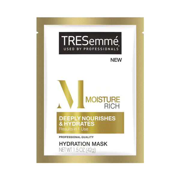 TREsemme Moisture Rich Deep Conditioning Mask Sachet