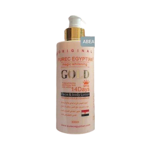Pure Egyptian Magic Whitening Gold Lotion (Original)
