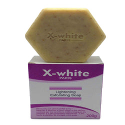 X White Paris Lightening Exfoliating Soap