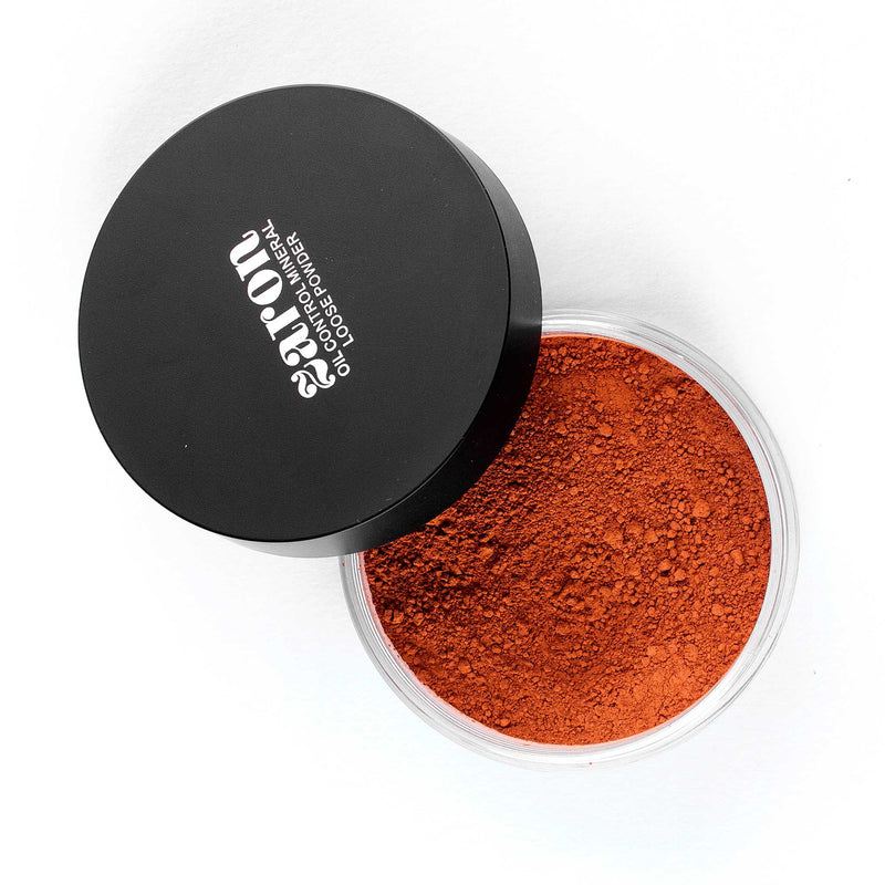 Zaron Oil Control Mineral loose powder