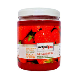 Active Plus Sugar Scrub Strawberry