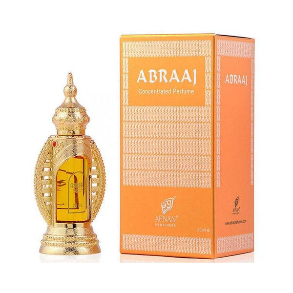 Afnan Abraaj 20ml Concentrated Oil Perfume