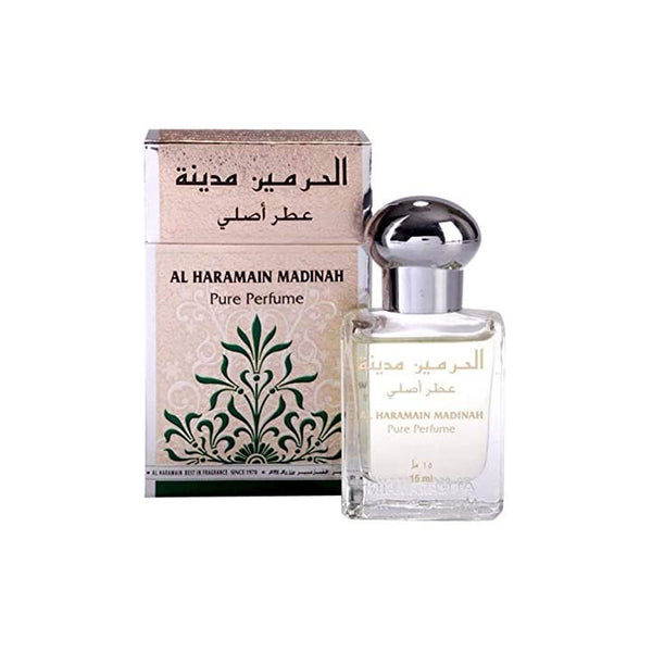 Al Haramain Madinah - Oriental Perfume Oil 15 ml