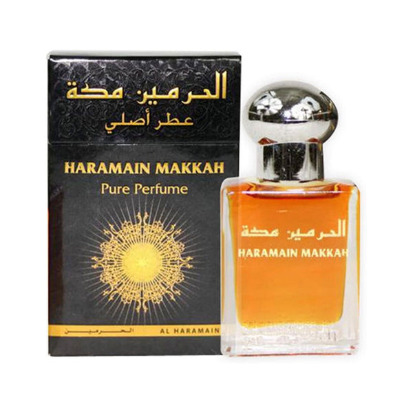 Makkah by al Haramain 15ml Oil Based Perfume - Makka Attar