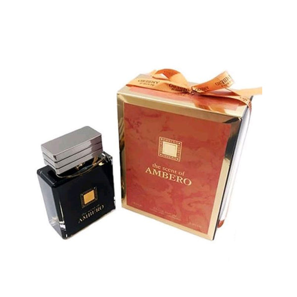 Fragrance World The Scent Of Ambero EDP 100ml Perfume For Men