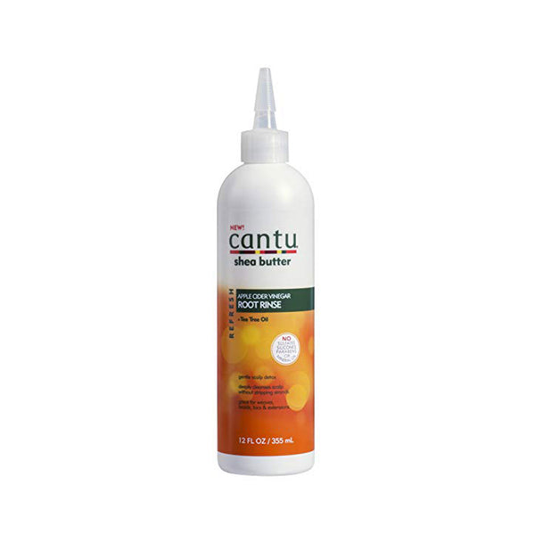 Cantu Refresh Root Rinse with Apple Cider Vinegar and Tea Tree Oil