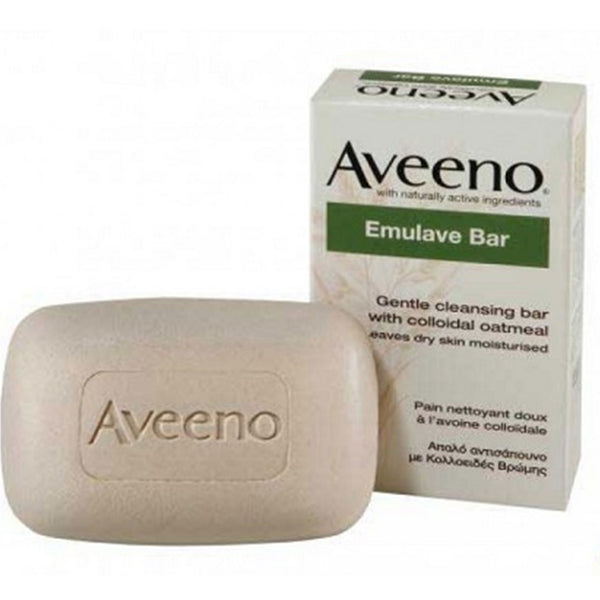 Aveeno Emulave (Moisturizing) Bar Soap 100G