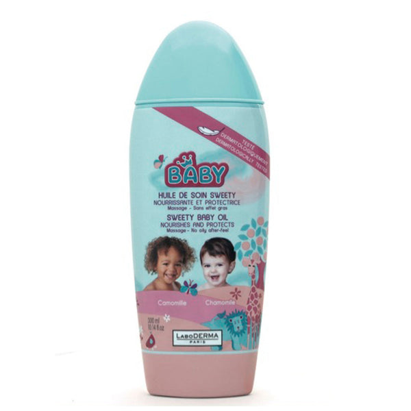 Sweety Baby Oil 300 ml / 10.14 fl.oz