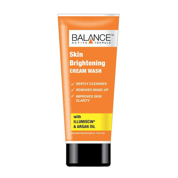 Balance Active Formula Skin Brightening Cream Wash