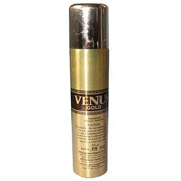 Venus Gold Cologne Spray - 55g