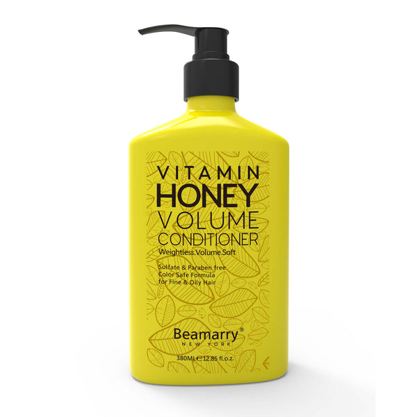 Vitamin Honey Volume Conditioner 380ml