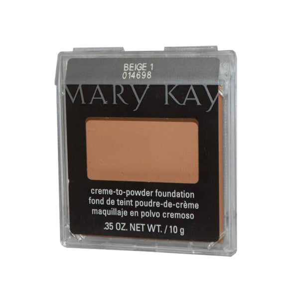 Mary Kay Cream-Powder-Foundation