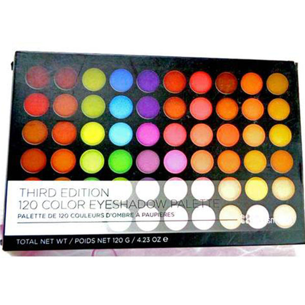 120 Color Eyeshadow, 3rd Edition
