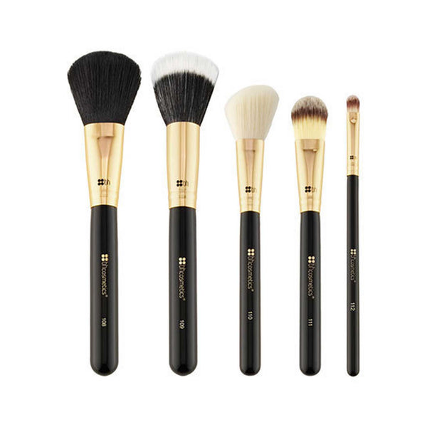 Face Essential 5 Piece Brush Set