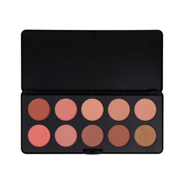 Nude Blush 10 Colour Palette