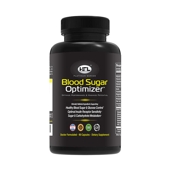 HFL BLOOD SUGAR OPTIMIZER 90 CAPSULES