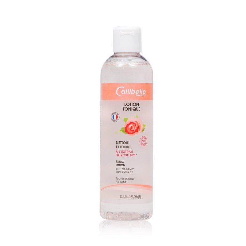Callibelle Tonic Lotion With Organic Rose Extract 250ml.