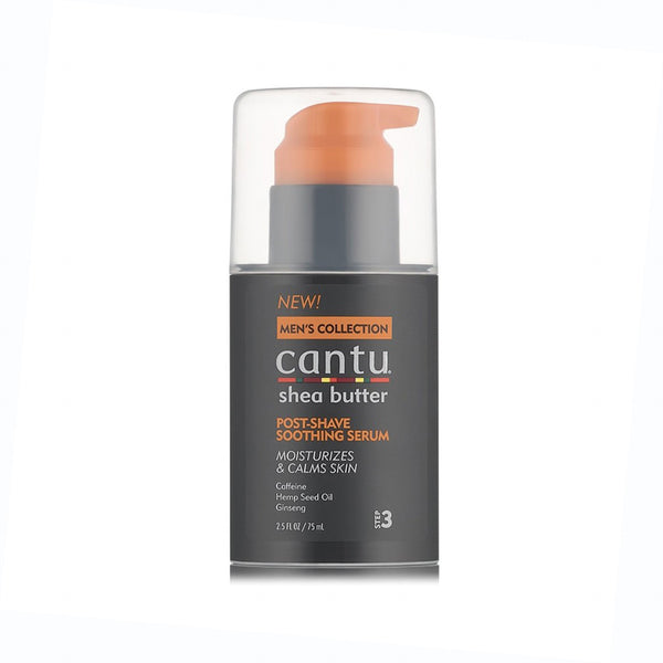 Cantu Shea Butter Men's Collection Post-Shave Soothing Serum