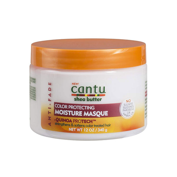 Cantu Shea Butter Anti Fade Color Protecting Moisture Masque with Quinoa Protein