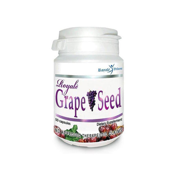 Royale Heart, Cardiovascular And Cholesterol Remedy,Grapeseed