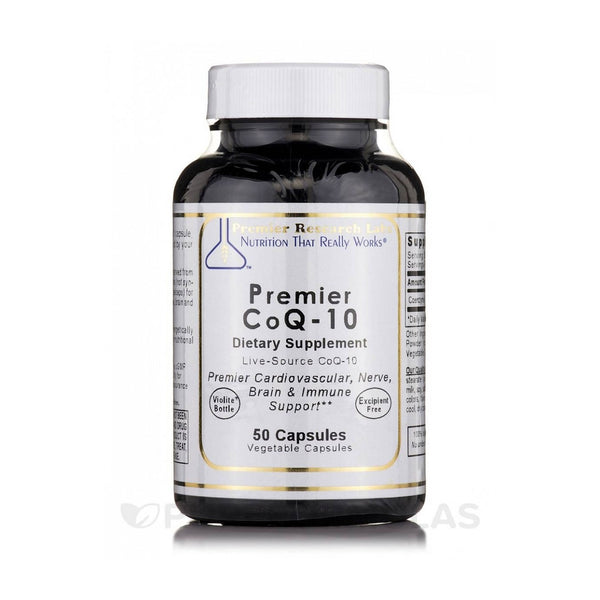 Premiere CoQ-10(supports Age-related Vision Loss, Congestive Heart Failure, HIV/AIDS, High Blood Pressure, Blood Vessel Complications, Migraines,cardiovascular, Nerve, Brain And Immune Health.)