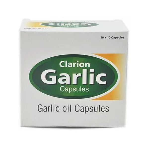 Natural Garlic For Cardiovascular Health And Cholesterol Support