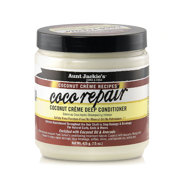 Aunt Jackie's Coco Repair – Deep Conditioner