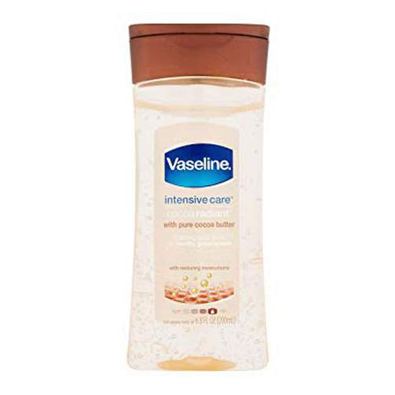 Vaseline Cocoa Radiant Body Gel Oil -200ml