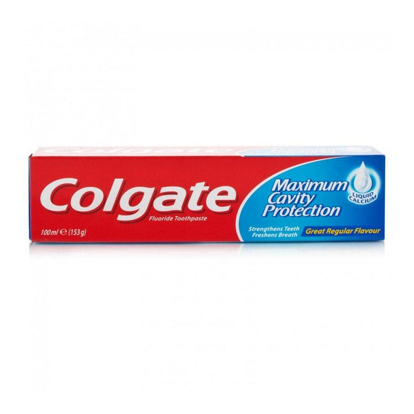 Colgate Maximum Cavity Protection, Fluoride Toothpaste 150g