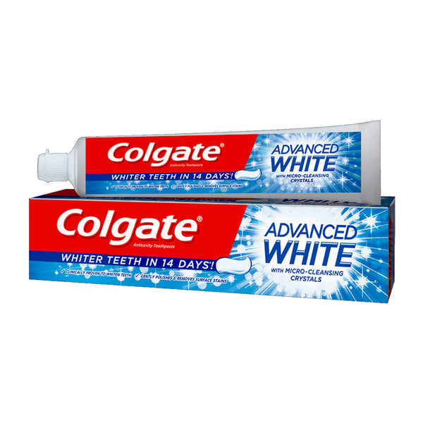 Colgate Advanced Whitening Toothpaste 190g