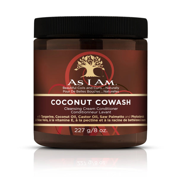 As I Am Coconut Cowash 224g
