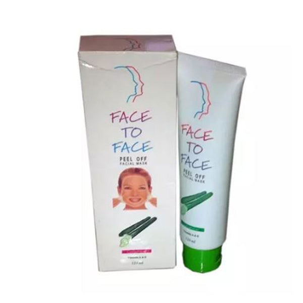 Face To Face Cocumba  Peel Off Facial Mask