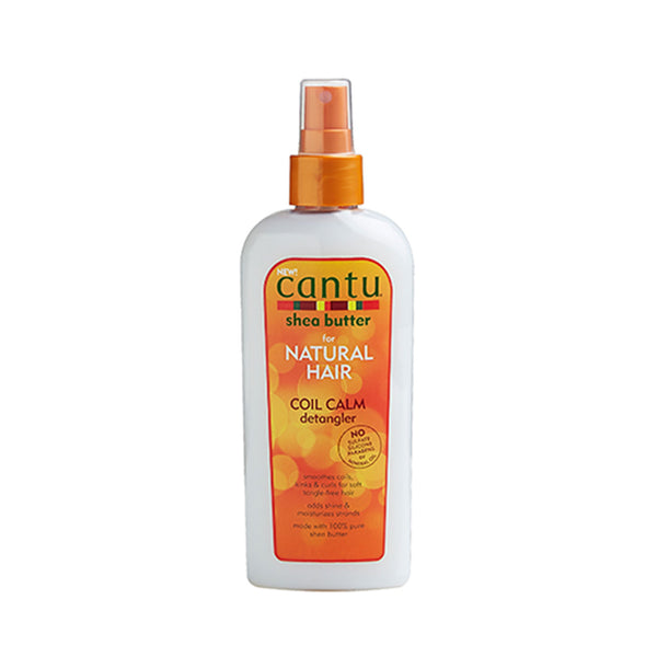 Cantu Shea Butter for Natural Hair Coil Calm Detangler-80oz
