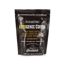 Rapid Fire Ketogenic High Performance Keto Coffee