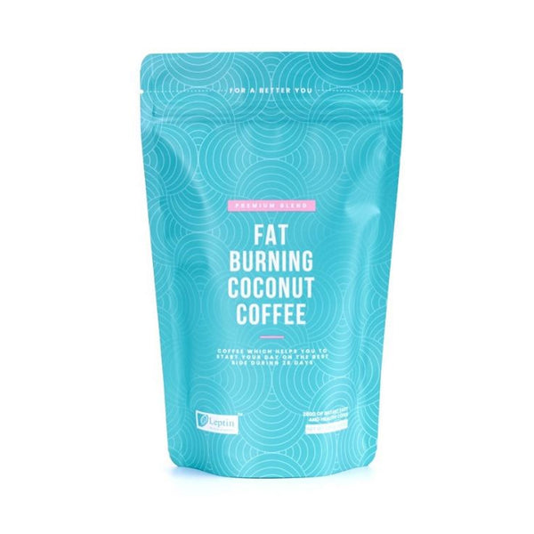 Leptin Fat Burning Coconut Coffee - 280g